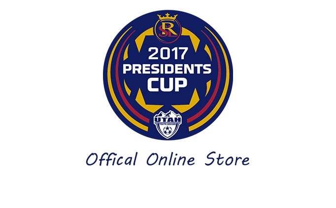 RSL Presidents Cup Merchandise