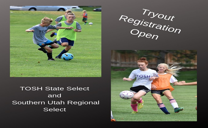 State Select Programs OPEN for Registration
