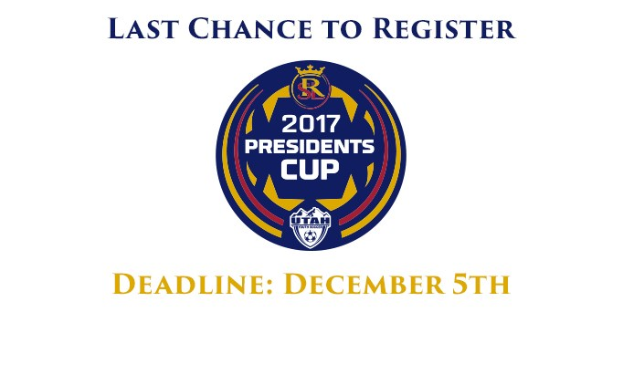 RSL President's Cup Registration