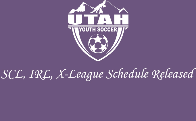 League Schedules Released!