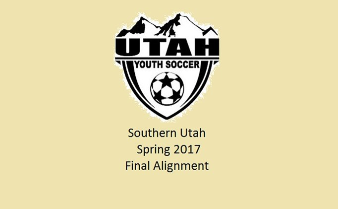 Southern Utah Spring 2017 Final Alignment