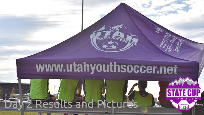 State Cup Day 2 Scores and Pictures