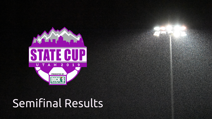 8 Teams Advance to State Cup Finals