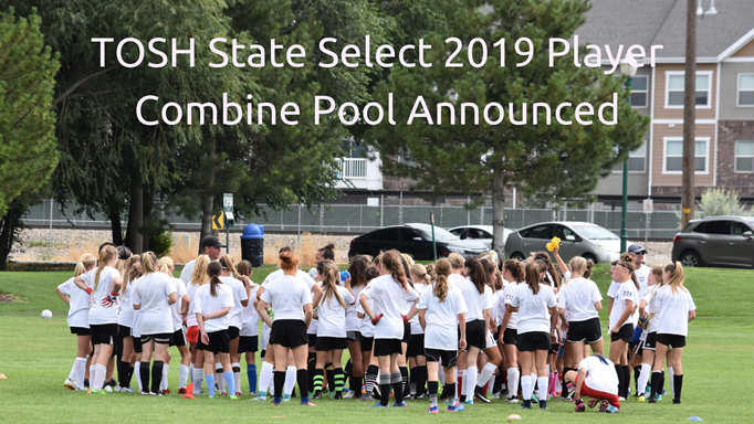 TOSH State Select Combine Pool Announced