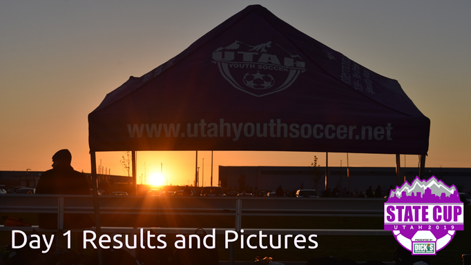 2019 Fall State Cup Kicks Off