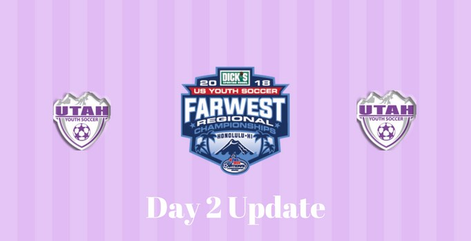 Day 3 Far West Regional Results