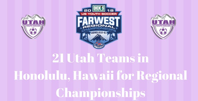 21 Utah Teams Playing in Regional Championships