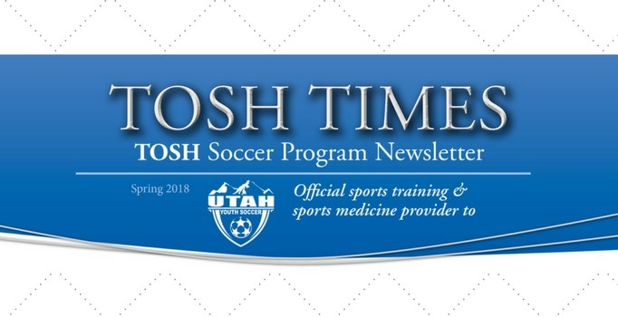 Tosh Times Spring 2018 Released