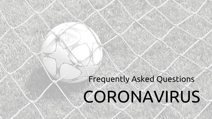 Frequently Asked Questions - Coronavirus