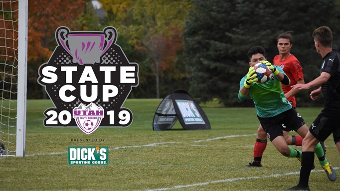 Boys 2019 Fall State Cup Underway!