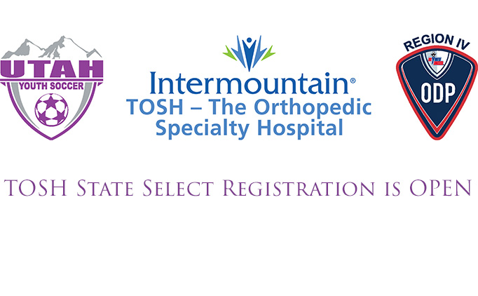 TOSH State Select Registration is Now Open