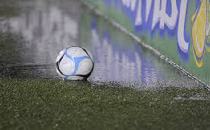 Field Closures Due to Weather