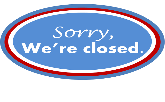 The UYSA Office is closed until 3:30pm