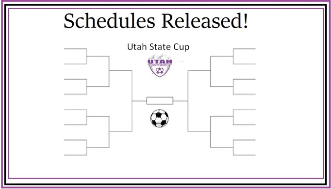 State Cup Schedules Released!