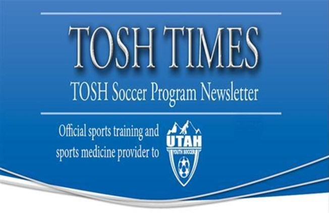 TOSH TIMES Newsletter