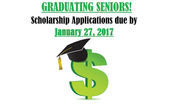 College Scholarships for Graduating Seniors!