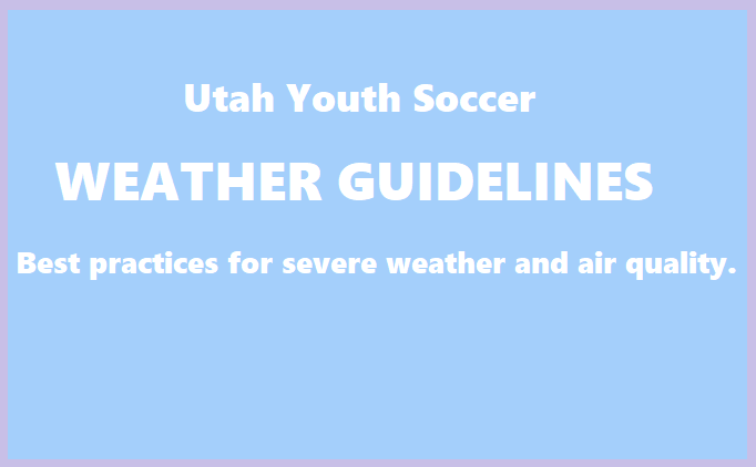 Weather Guideline Information