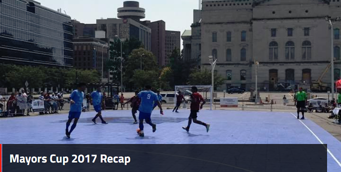 2017 Mayors Cup Recap