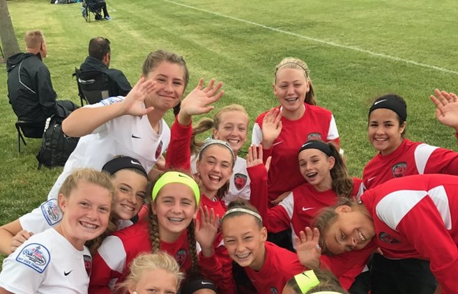 FC Pride 04 Elite Red Falls 0-2 (OT) in...