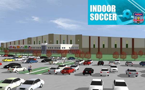 Indoor Soccer Coming to the Events Center at...