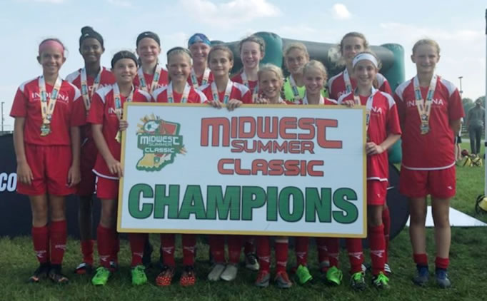 Indiana Soccer Olympic Development Program