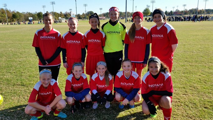 Indiana ODP Concluded Competition in...