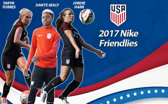 2017 Nike Friendlies Social