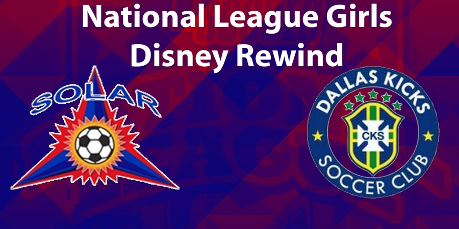 National League Girls Rewind
