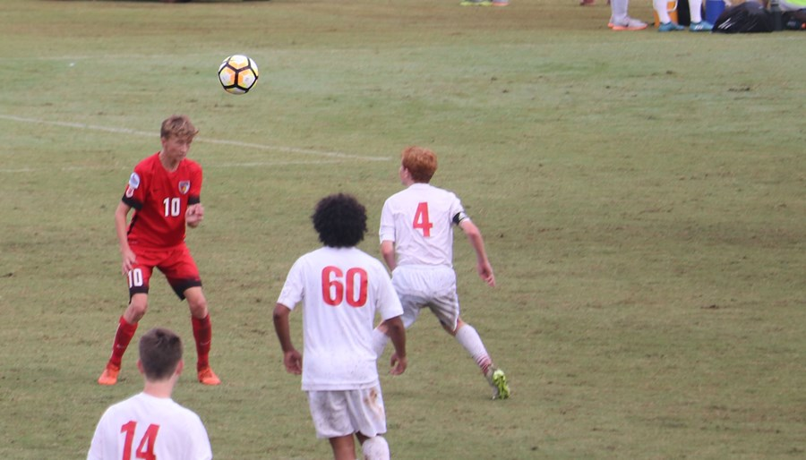 U15B Dallas Texans