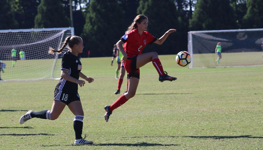 U16G Dallas Texans