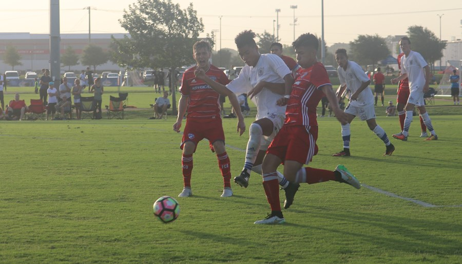 U17B FC Dallas Day 1