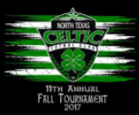 NTX Celtic Fall Challenge