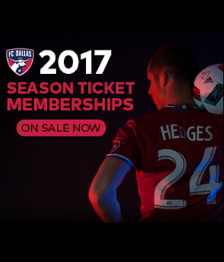 FC Dallas Season Tickets Hedges