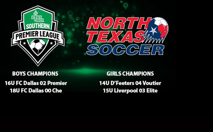 Four North Texas teams claim SRPL West titles