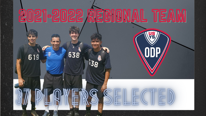 37 North Texas players selected to ODP...