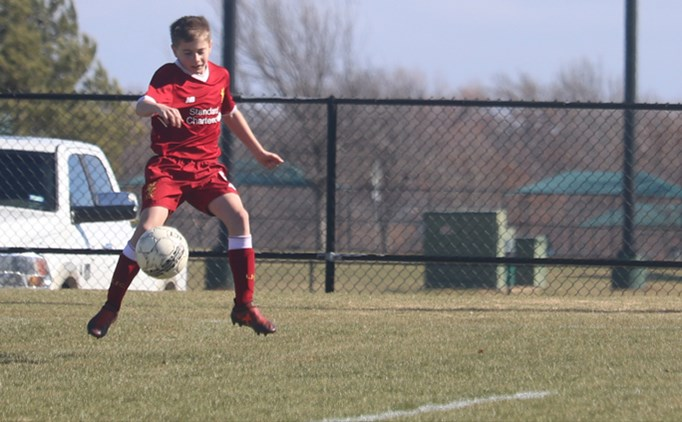 Liverpool 05 claims 13U Boys SRPL title