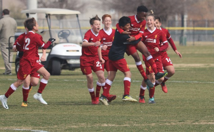 North Texas teams lead 13-Under SRPL West