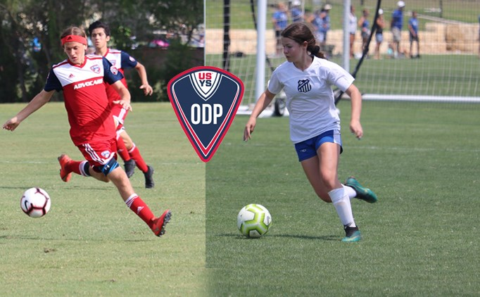 14 NTX players selected to ODP Regional Team