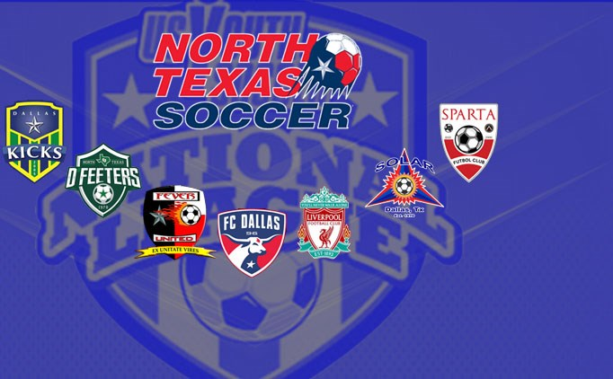 16 North Texas teams begin National League