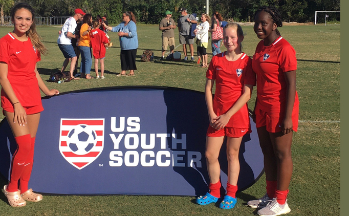 NTX ODP well represented at National Camp