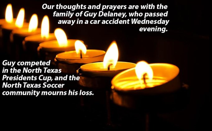 Our Thoughts and Prayers are with Delaney family