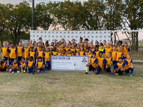 NTX Club Raises Funds for Cancer Support