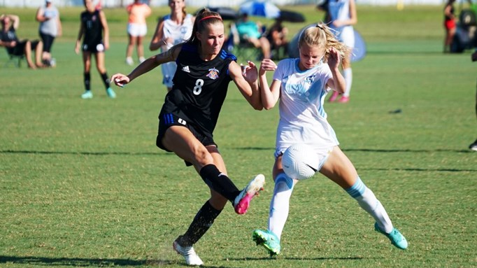 Meet Your 15U Girls Youth Soccer National Champs