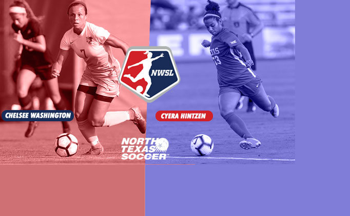 North Texas duo selected in NWSL Draft