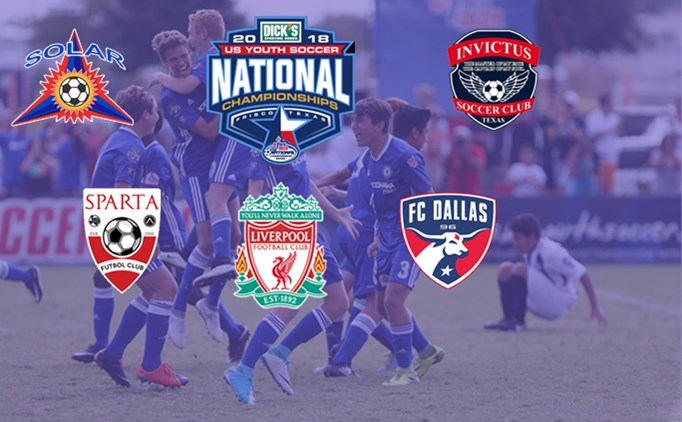 Six NTX teams compete at National Championships