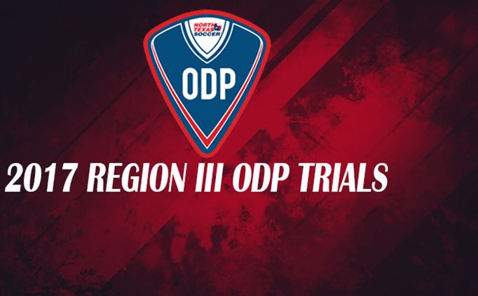 Fourteen North Texas ODP players named RIII Camp