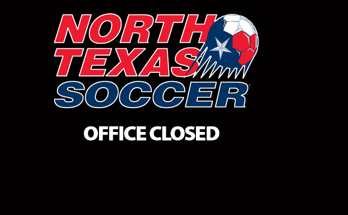 North Texas Office Closed to non-employees