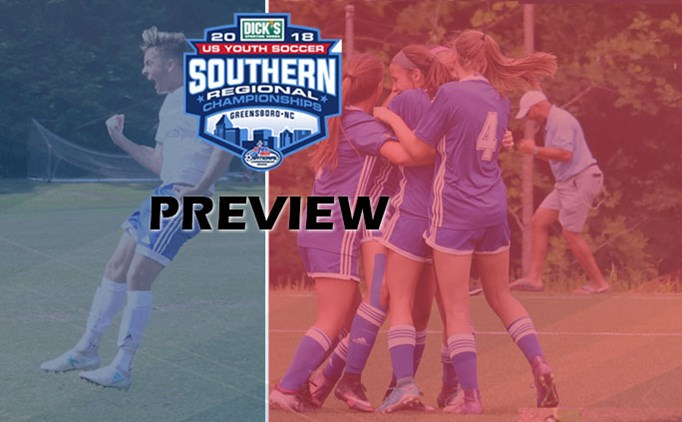 2018 Southern Regional Championships Preview