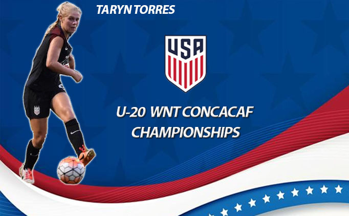 North Texas Alum Torres makes U-20 USWNT