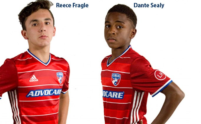 North Texas pair called into U-14 USMNT camp